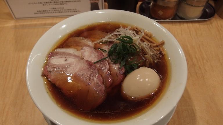 Shoyu ramen from Tsuta