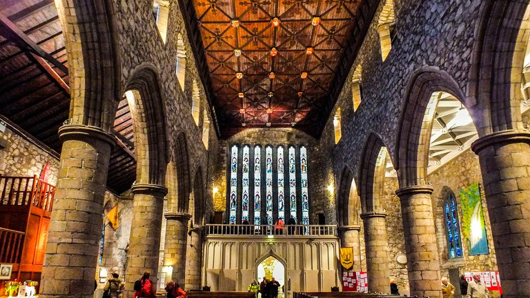 St. Machar's Interior