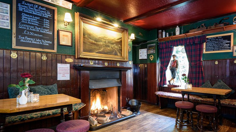 Open Fire at The Moulin