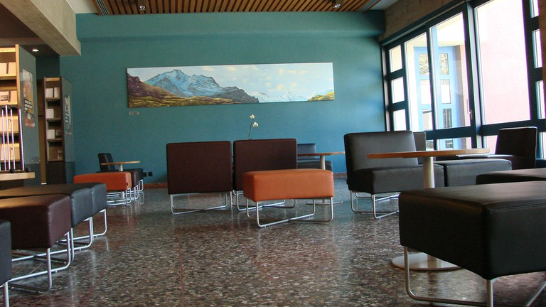 Zurich Youth Hostel is light, modern and cheap