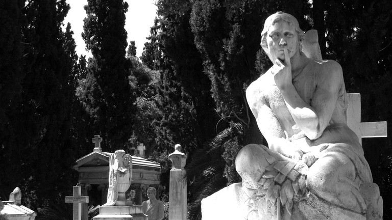 First Cemetery of Athens, Greece