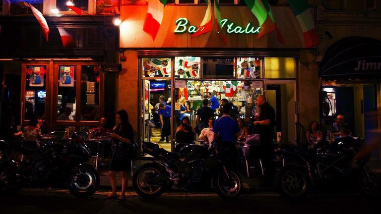 Bar Italia - Soho