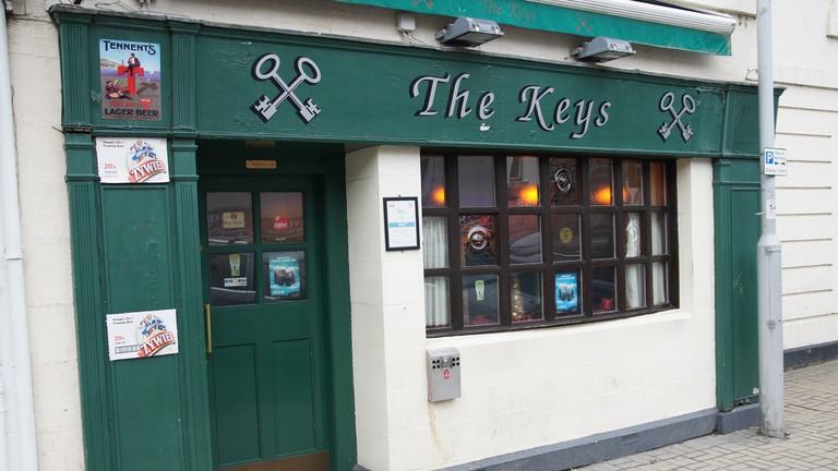 The Keys Bar | © Daniel Farrell/Flickr