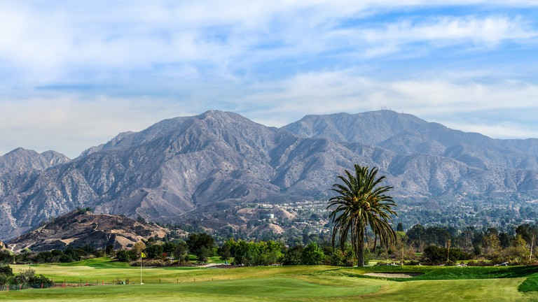 Angeles National Golf Course