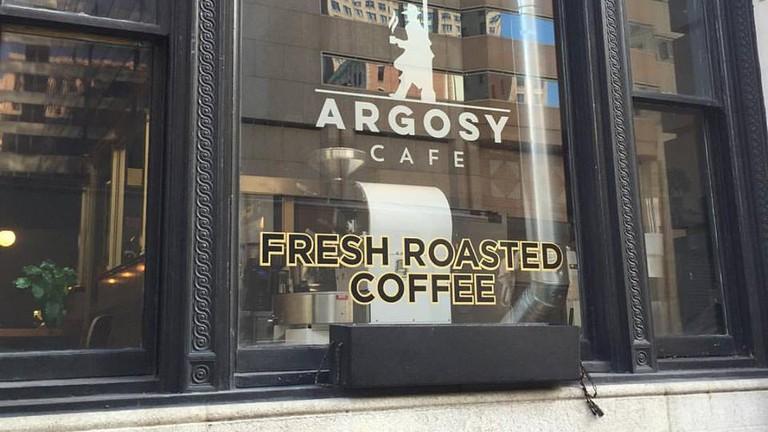 Courtesy of Argosy Cafe