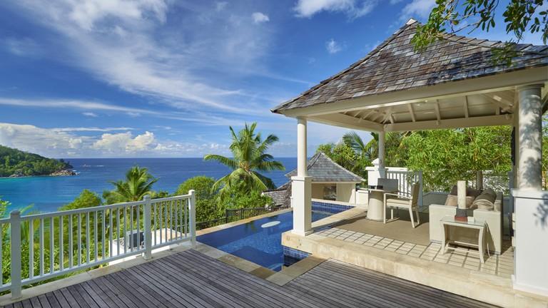 Top Honeymoon Hotels in Seychelles Banyan Tree