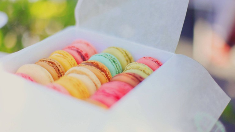 Macarons: a delicious coffee treat