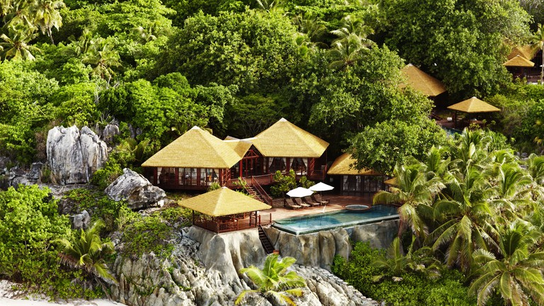 Relax and enjoy at the stunning Fregate island Resort