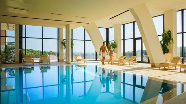 Island Hotel Istra Rovinj | Courtesy of Maistra