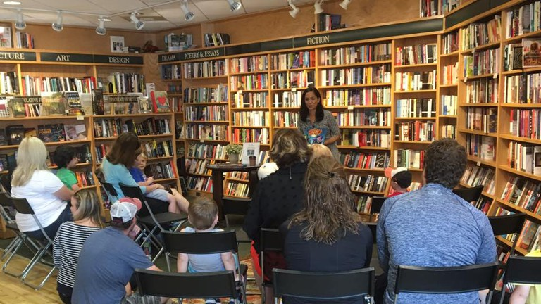 The Ivy Bookshop, Baltimore