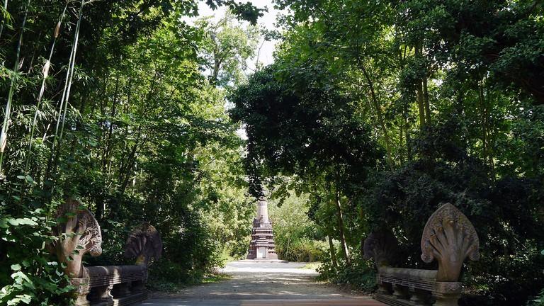 Jardin d'Agronomie Tropicale