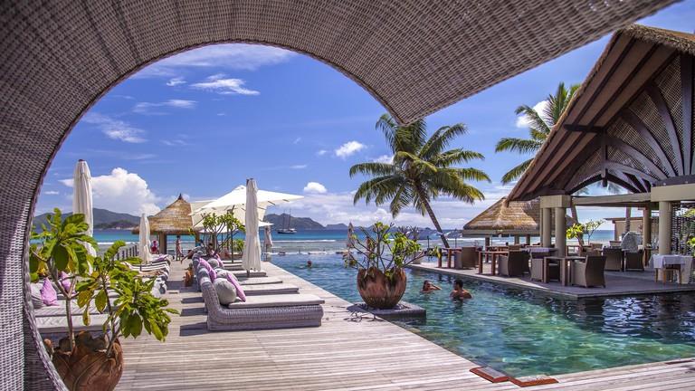Top honeymoon hotels in Seychelles Le Domaine de L'Orangeraie