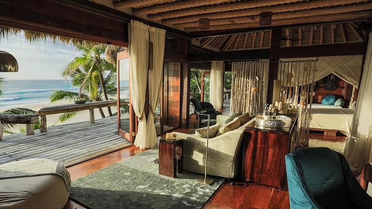seychelles top honeymoon hotels north island resort