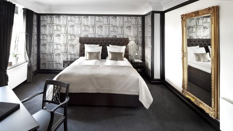 Suite bedroom,First Hotel Kong Frederik