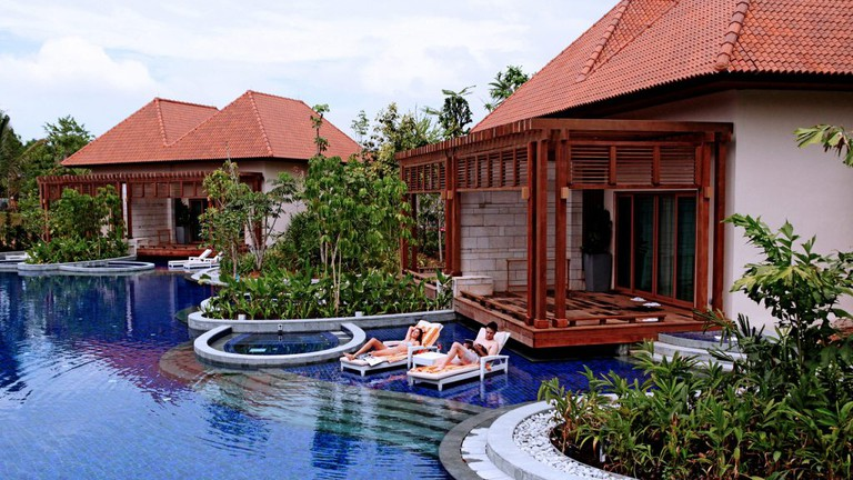 Beach Villas, Sentosa Island