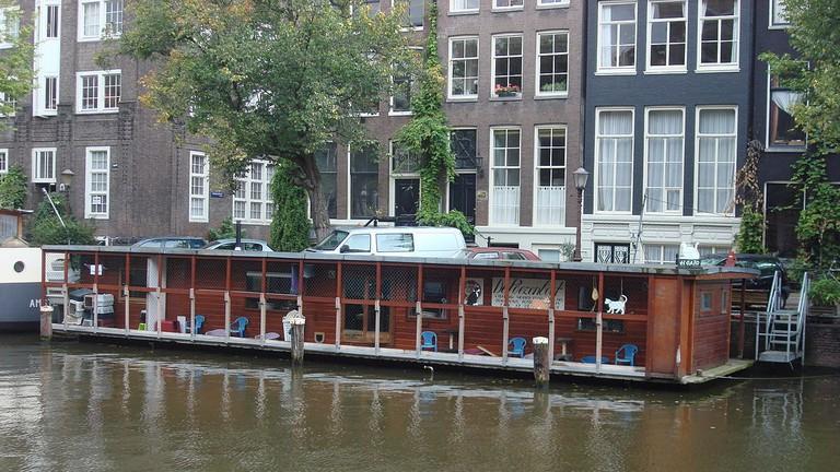 De Poezenboot | © Oxyman / WikiCommons