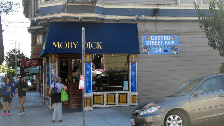 Moby Dick, San Francisco