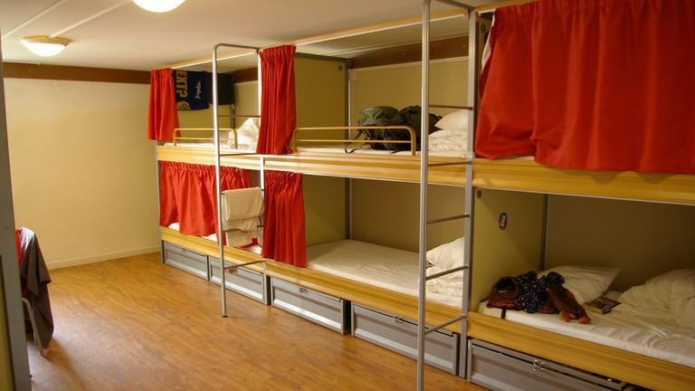 Get your own 'pod' bed at St Christopher's Inn © Christopher Lancaster