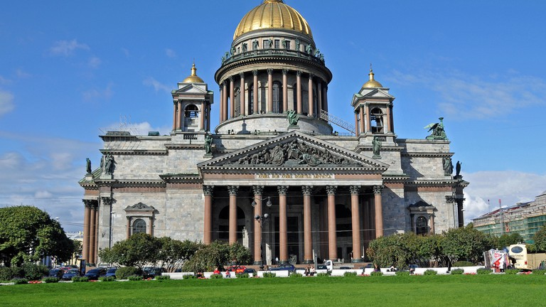 St Isaac's Cathedral