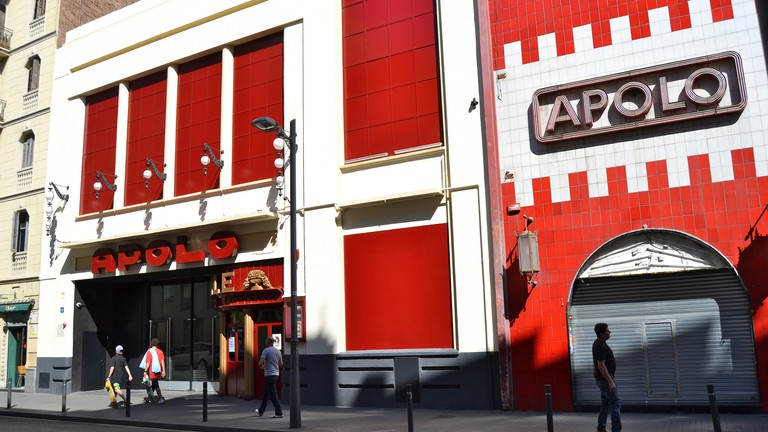 Be Sound hostel is close to the Sala Apolo © Oh Barcelona