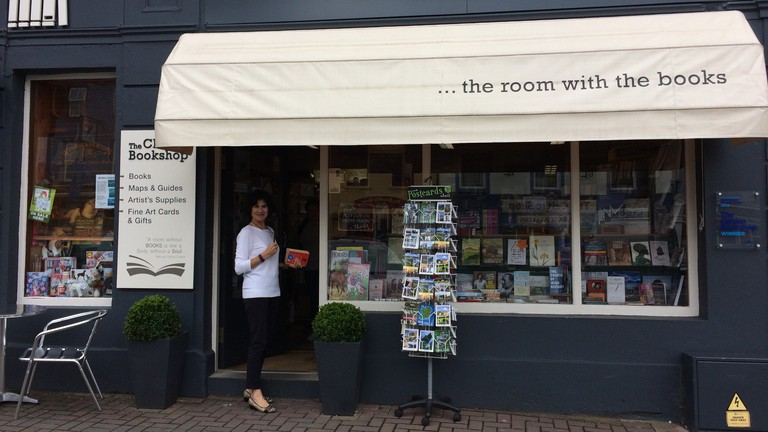 The Clifden Bookshop, Galway