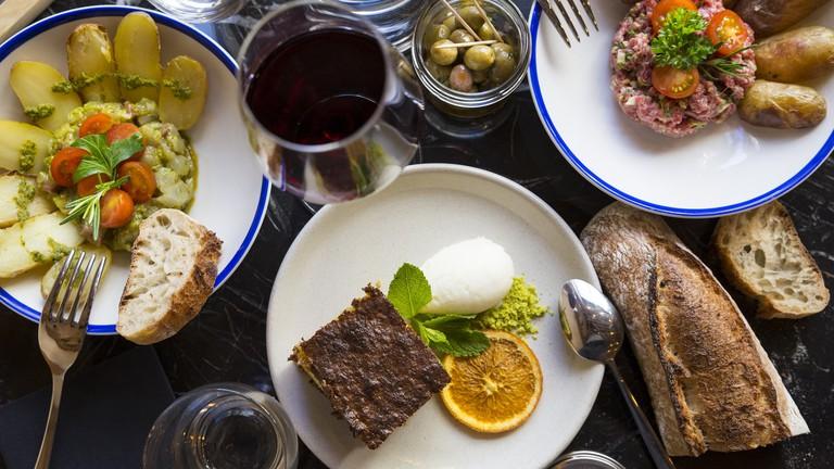Delicious Iberian tapas at Pessic │ Courtesy of Pessic