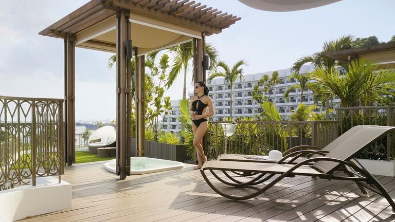 Shangri-La's Rasa Sentosa Resort & Spa, Singapore, Sentosa