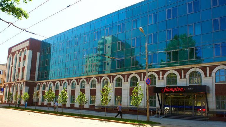 Hampton by Hilton Samara, Samara