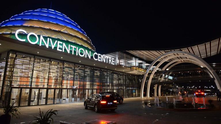 Kigali Convention Center | © GovernmentZA / Flickr