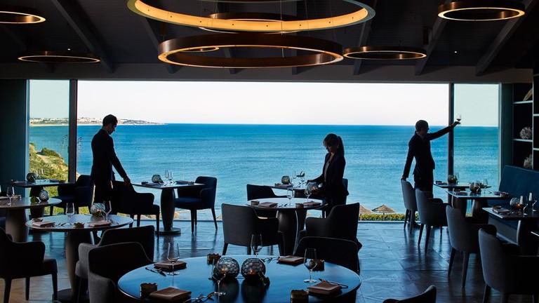Courtesy of Ocean Restaurant
