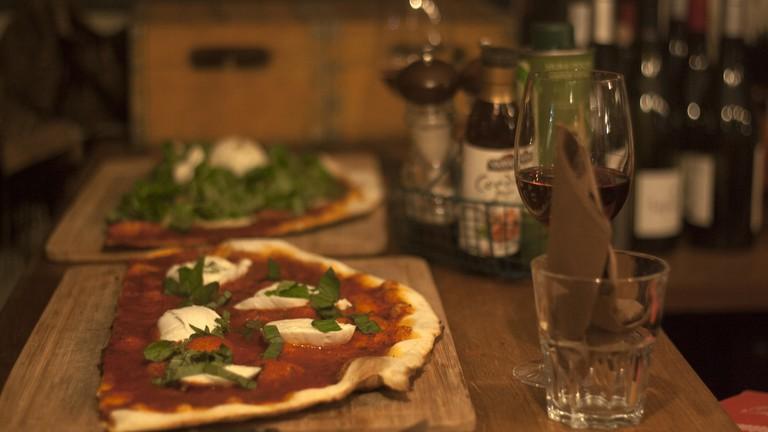 Pizzaionado at Papacionu │ Courtesy of Papacionu