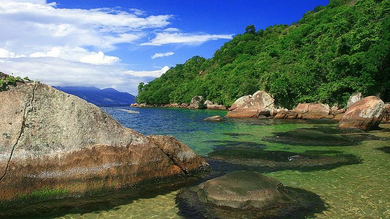 Scenery at Ilha Grande |©Valdiney Pimenta/WikiCommons