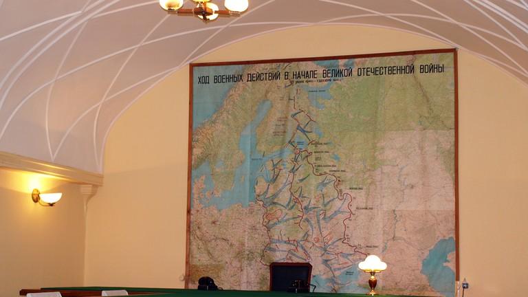 Stalin's bunker, Samara
