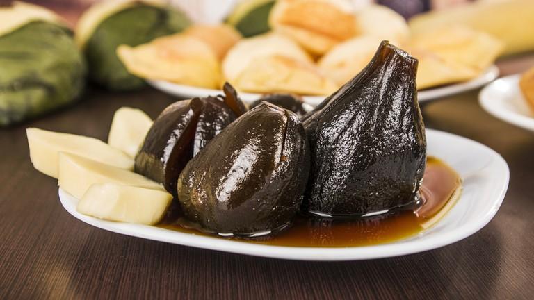 Deliciously soaked figs the Ecuadorian way | © Fotos593/Shutterstock
