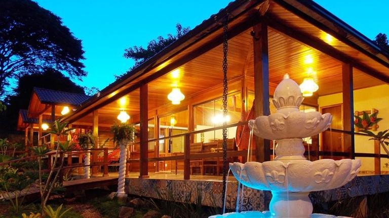 Aratinga Inn |© Arantinga