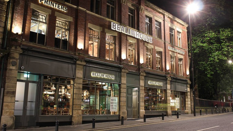Bealim House, Newcastle