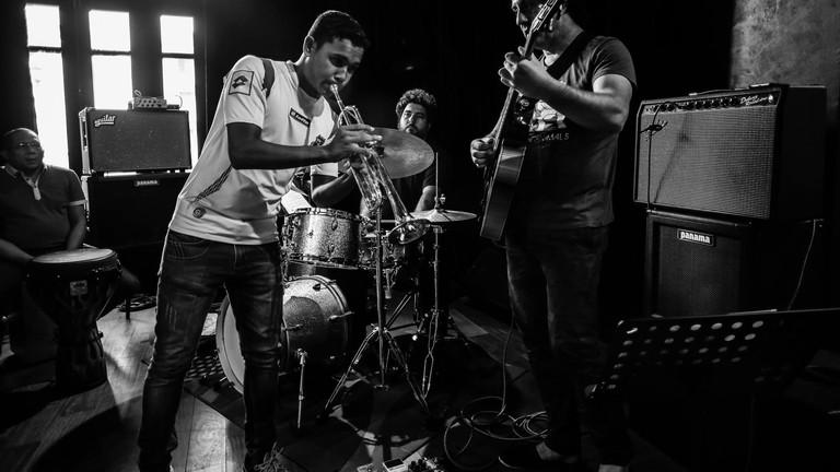 Danilo's Jazz Club, Panama