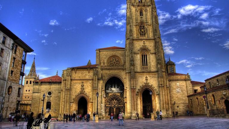 Catedral de San Salvador, Oviedo, Asturias