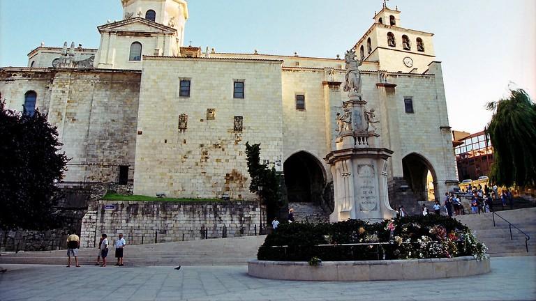 Catedral de Santander, Spain