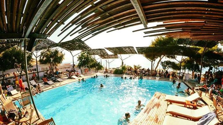 Courtesy of Copla Beach Bar