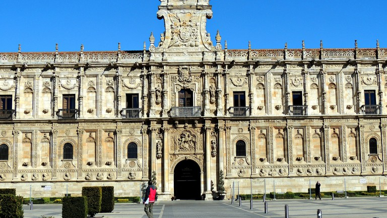 Convento de San Marcos, León, Spain