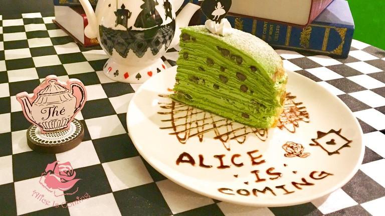 A slice of Wonderland