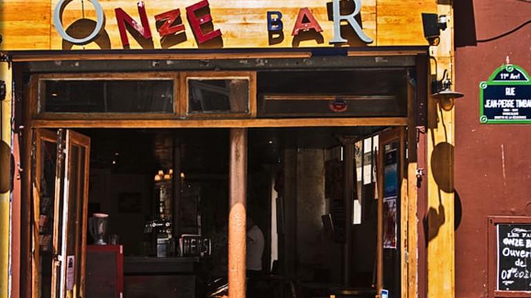 Onze Bar Exterior