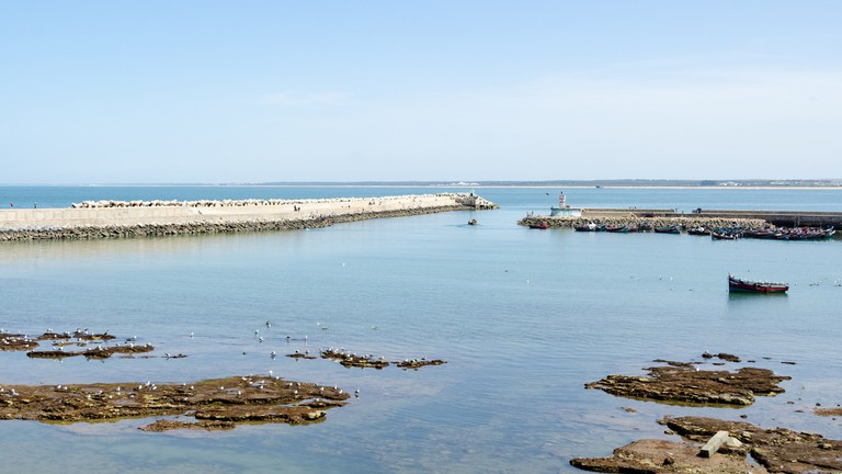 El Jadida sea views