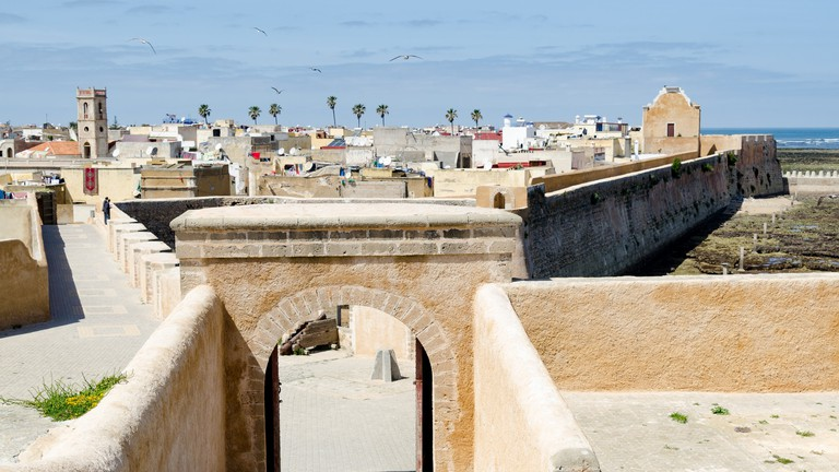 El Jadida historic area