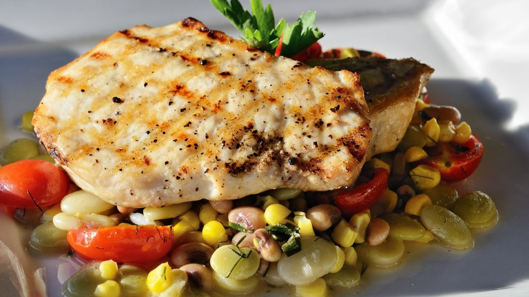 Grilled Fish By: Ralph Daily