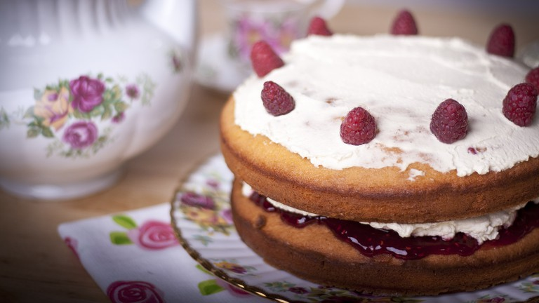 A good cuppa and a comforting slice of cake are what CAK'T do best