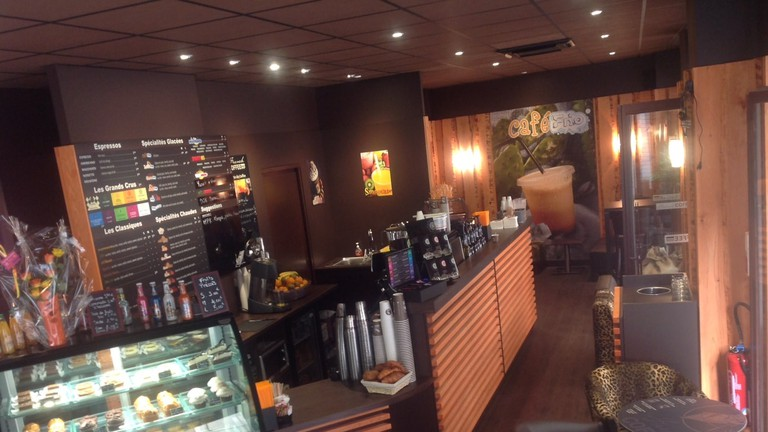 The French Coffee Shop is a hit with frothy coffee lovers