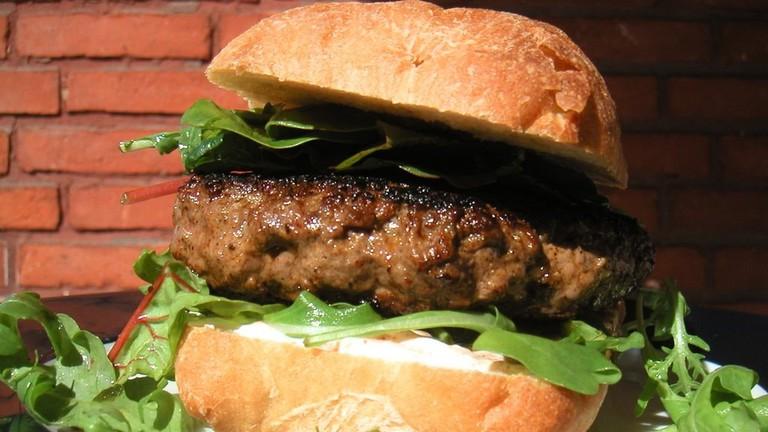 Get the biggest eats in town in Tierra de Nadie