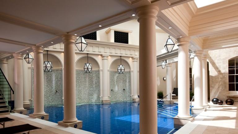 Spa Village Bath | Courtesy of The Gainsborough Bath Spa